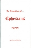 Book An Exposition of Ephesians