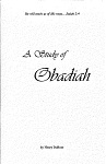 A Study of Obadiah book